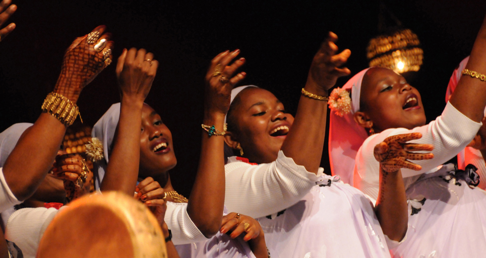 Deba - Chants soufis des femmes de Mayotte