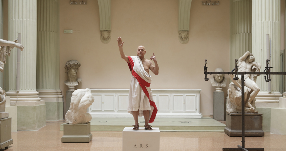 Julius Caesar © Luc Del Pia