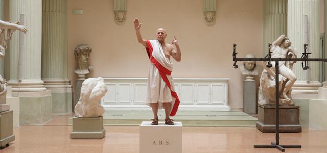Julius Caesar - Romeo Catellucci © Luca Del Pia