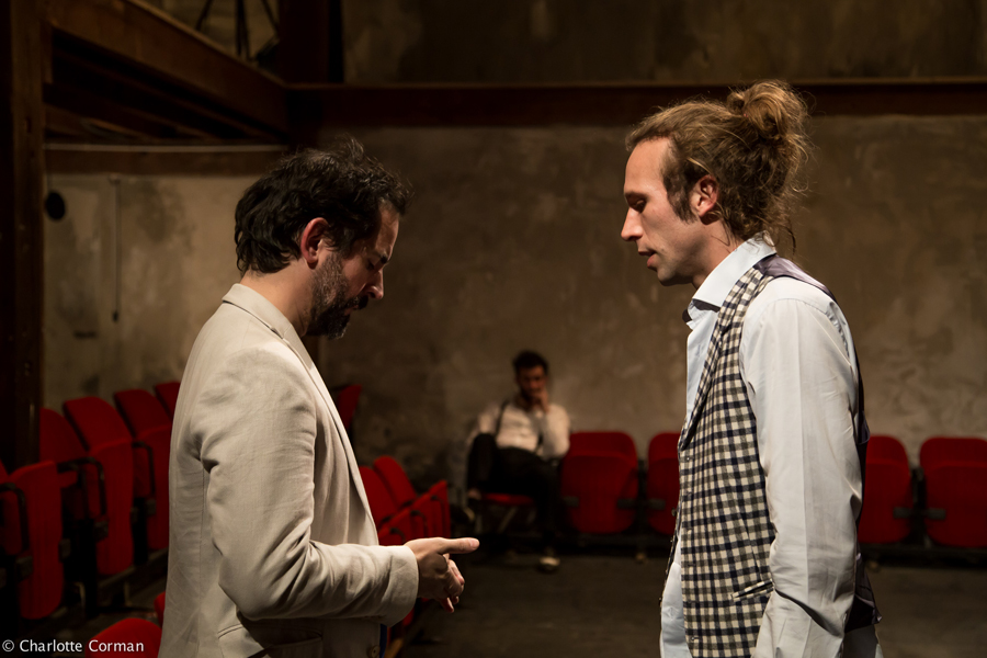 Demain tout sera fini | théâtre Garonne | Saison 2017/2018
