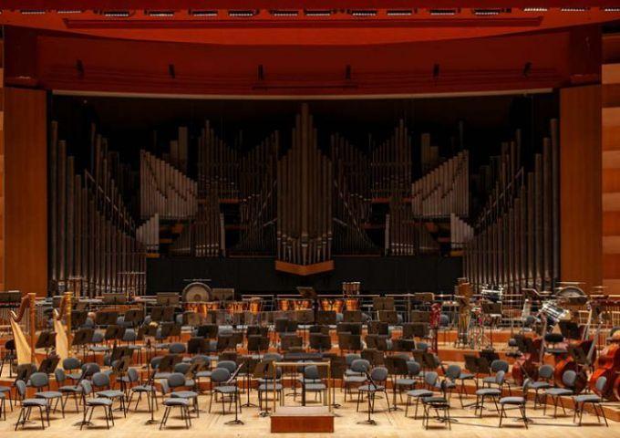 Auditorium Orchestre national de Lyon / Empty Stages de Tim Etchells et Hugo Glendinning
