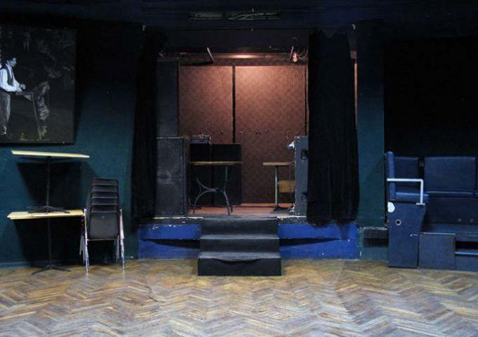 Rotunda Cultural Centre Krakow 2011 / Empty Stages de Tim Etchells et Hugo Glendinning
