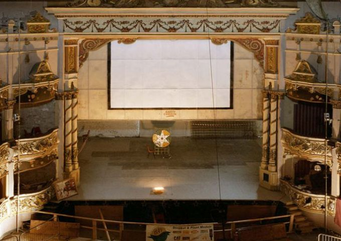 The Winter Gardens Morecambe UK / Empty Stages de Tim Etchells et Hugo Glendinning